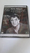 "ELVIS PRESLEY ""IN CONCERT THE EARLY YEARS"" DVD"