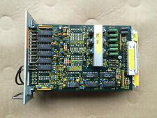 Bachmann Battenfeld Unilog 4000 UTI UTU 06 F1 Board
