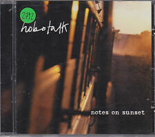 HOBOTALK - notes on sunset CD