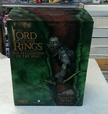 Weta The Lord of the Rings - MORIA ORC ARCHER - LOTR Statue - RARE !!
