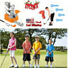 Golf Ball Machine Set Toy Game Sport Gaming Clubs Early Educational Outdoors Toy