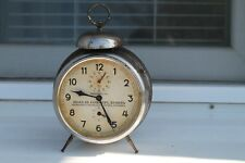 Antique Old  Wall Clock Junghans Watch