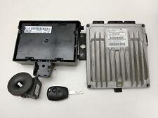 Satz Motor Steuergerät ECU für Renault Clio III 3P 05-09 dCi 1,5 63KW