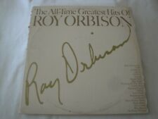 THE ALL TIME GREATEST HITS OF ROY ORBISON 2X VINYL LP ALBUM 1972 MONUMENT RECORD