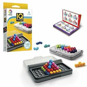 Smart Games IQ-Puzzler PRO, Geschicklichkeitsspiel,Gehirntraining   1Tag Express