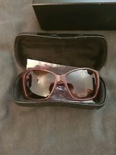 Chanel Sunglasses, pink/brown coloured frame. Style no. 5203. RRP £184