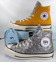 Converse x Chiara Ferragni Chuck Taylor All Star 70 Hi Sunflower Glitter 563830C