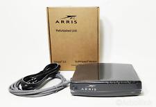 ARRIS TM822A Cable Modem Docsis 3.0 - Self Install Kit