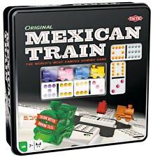 Jeu du train mexicain, TacTic, boite métal, NEUF et emballé