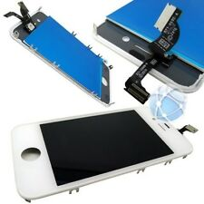 Screen Digitizer For Apple iPhone 4 LCD White Replacement Touch Front Glass UK