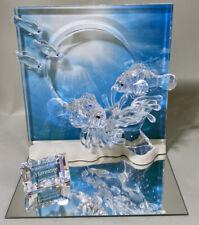 Swarovski Crystal - Wonders Of the Sea - Harmony - Retired - With Box