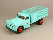 IH International Stake Truck Pickup PMC Product Miniature Promo Werbemodell 1950