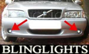 1997 1998 1999 2000 01 02 2003 2004 2005 Volvo C70 Xenon Fog Lamps Driving  Kit