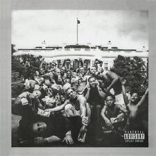 Kendrick Lamar To Pimp a Butterfly Hip Hop Album Cover 60x60cm Art Silk Poster