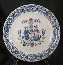 Johnson Bros Dinner Plate Hearts & Flowers Old Granite Staffordshire England