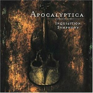 Apocalyptica (CD) Inquisition symphony (1998)