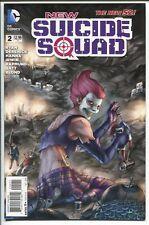 SUICIDE SQUAD #2 JOKER'S DAUGHTER 1:25 DC COMICS 2014 NM