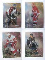 1998-99 BaP Signature Be a Player #200 Draper Kris  autograph  wings