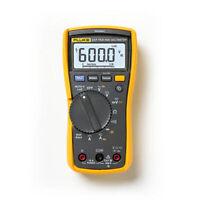 Fluke 117 True-RMS AC/DC Electrician's Multimeter, Non-Contact Voltage
