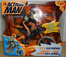 HASBRO ACTION MAN - MOUNTAIN BIKE EXTREME - NEW BOX MIB 1998