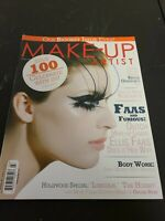 Make-Up Artist Magazine Motion Picture/Television/Theater/Print #100 2013