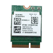 Realtek RTL8723BE WiFi +Bluetooth Wireless LAN Card 753082-005 for  HP Stream 11