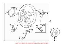 For BMW Genuine Steering Wheel Trim 32348035326