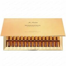 M. ASAM RESVERATROL PREMIUM BEAUTY FIRMING THERAPY 14 X 2ML ***US STOCK***