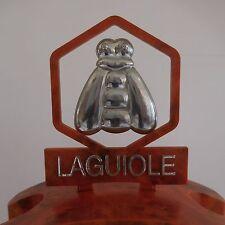 Présentoir LAGUIOLE publicité coutellerie vintage art déco design XXe PN France