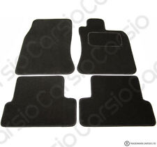 BMW Mini r50 r53 2001 - 2006 Tailored Black Car Floor Mats Carpets 4pc Set
