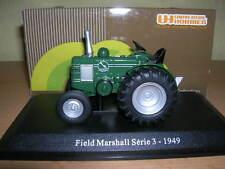Uh Campo Marshall Série3 / III Verde Año Fabricación 1949Traktor Trekker, 1:43