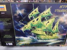 Zvezda 1/100 Flying Dutchman model ship