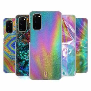 HEAD CASE DESIGNS OIL SLICK PRINTS BACK CASE & WALLPAPER FOR SAMSUNG PHONES 1