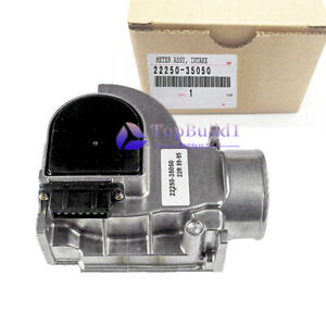 22250-35050 NEW Mass Air Flow Meter Sensor For 89-95 Toyota pickup &4runner 22RE