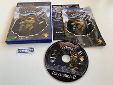 Ratchet & Clank - Sony PlayStation PS2 - PAL FR - Avec Notice