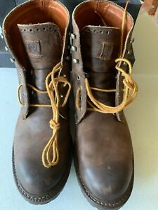 Allen Edmonds Sturgis size 12 ... brown