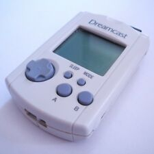 OEM Sega Dreamcast Memory Card VMU Unit Very Good 6Z