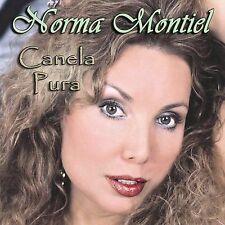 Norma Montiel Canela Pura CD New Nuevo Sealed