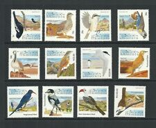 NAMIBIA 2012 BIRDS SET MNH