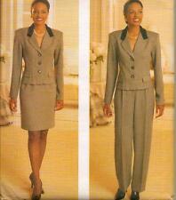 Butterick 4703 Misses'/Miss Petite Top, Skirt & Pants  6, 8, 10  Sewing Pattern