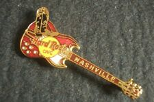 HRC Hard Rock Cafe Nashville Red GIBSON cowboy boots guitar