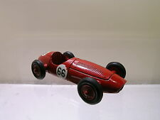 MERCURY ITALY 052 VINTAGE MASERATI  F1 F3000 RACER RED *66* SCALE 1:43