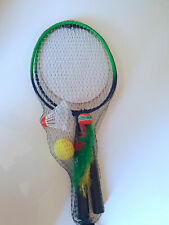 Kinder Badminton-Set 5 Teilig + Tischtenniss - Set 5 Teilig