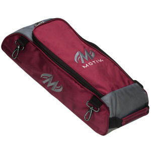 Motiv Ballistix RED Bowling Shoe Bag