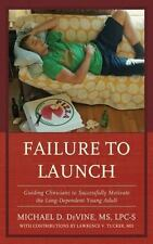 FAILURE TO LAUNCH - NEW PAPERBACK BOOK