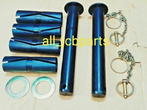 Jcb Rear Bucket Pin bush Repair Kit (911/12400 1208/0031 826/00512 823/00470)