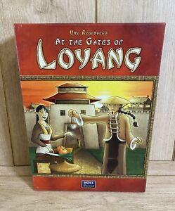 2009 Hall Games At The Gates of Loyang Uwe Rosenberg - Complete