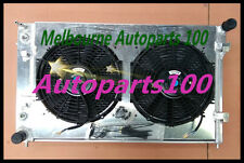 For Holden Commodore Radiator & Shroud VY V8 SS MANUAL LS1 GEN3 52MM Alloy