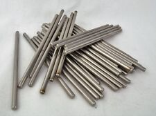 4mm x 100mm 304 stainless Rod for Handle Making Knife Scales Pins Bushcraft