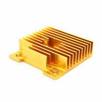 New 12pcs 14x14x6mm Small Anodized Heatsink Cooler TG